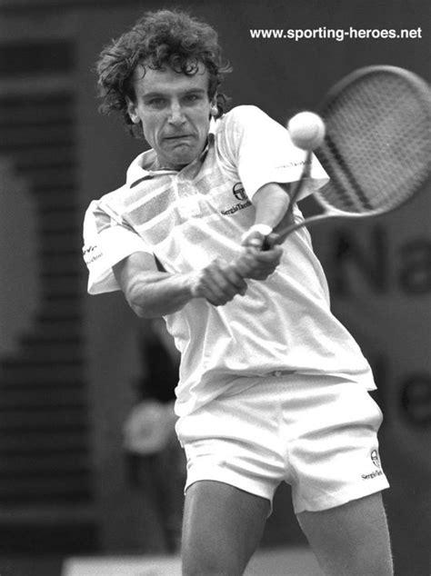 Mats Vilander O Djokovicu by Mats Wilander Three Grand Salm Titles In Memorable Year
