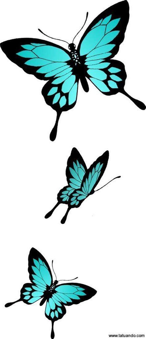 tatuagem borboletas pesquisa google tatoo pinterest