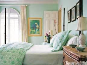 Bedroom with lots of light and seafoam walls won t look cold yay