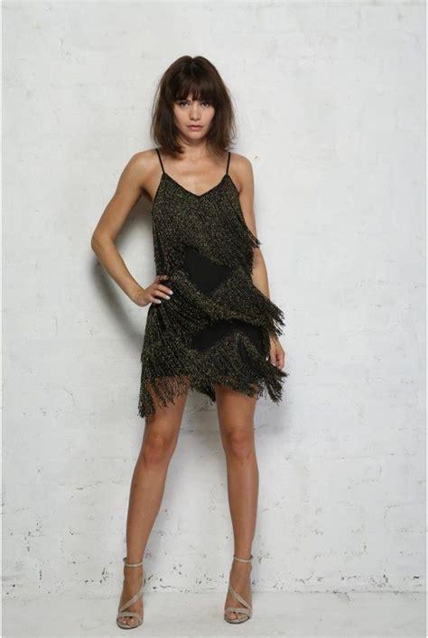 black dress   gatsby inspired