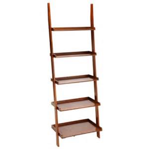 Ladder Bookcase Ladder Bookcase Cherry Convenience Concepts Target