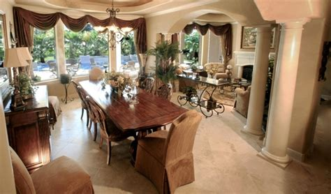 elegant dining room ideas formal dining room decorating ideas beautiful homes design