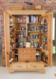 Freestanding Pantry Shelves 1000 Images About Inventing A Pantry Where There Is None