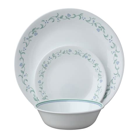 Corelle Dishes Country Cottage corelle livingware 18 dinnerware set