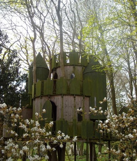 treehouse castle castle treehouse we re about finished with our castle re