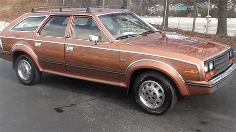 Jeep Eagle Wagon For Sale 1985 Amc Eagle 4wd Only 69k Stk