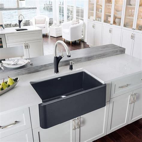black composite farmhouse best 25 granite composite sinks ideas on pinterest
