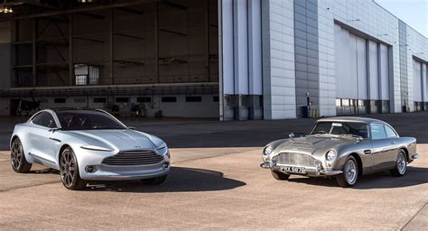 Aston Martin Factory Aston Martin S Busy Converting Its New Factory From