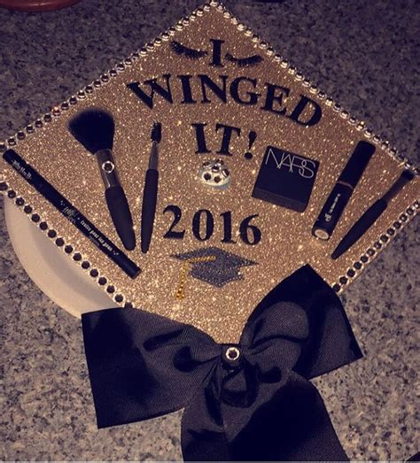 Graduation Caps Decorated by Follow Badgalronnie Problems Cap