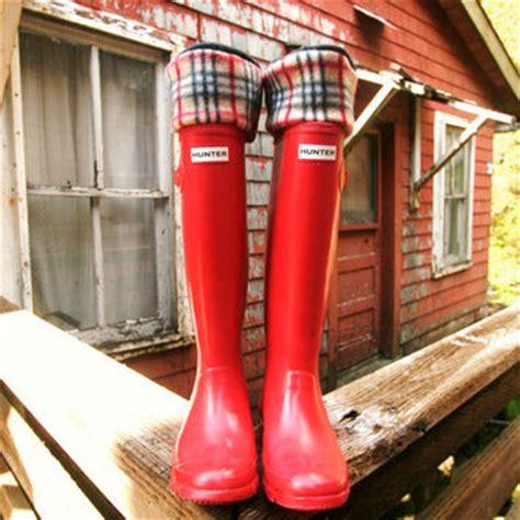 pattern for socks for hunter boots slugs fleece rain boot liners w khaki from withtherain