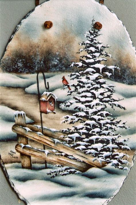 artist pattern packets pattern packets snowy trails mary owens painting