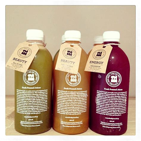 Juice Detox Delivery Singapore by Juice Cleansing In Singapore Why What When And How