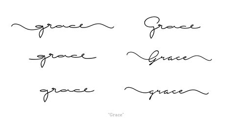 tattoo fonts handwriting custom request handwritten cursive font