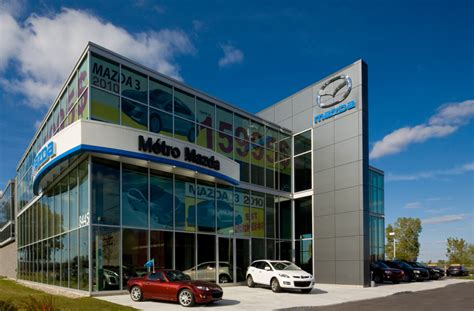 mazda dealership locations construction cogela building on trust our projects