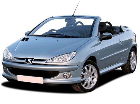peugeot cabriolet 206 peugeot 206 1 6 2dr ac coupe cabriolet discounted