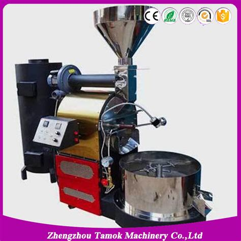 china kg gas heat coffee bean roasting machine mini roaster china elctric roaster coffee roaster
