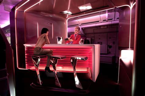 atlantic airlines class interior viewport