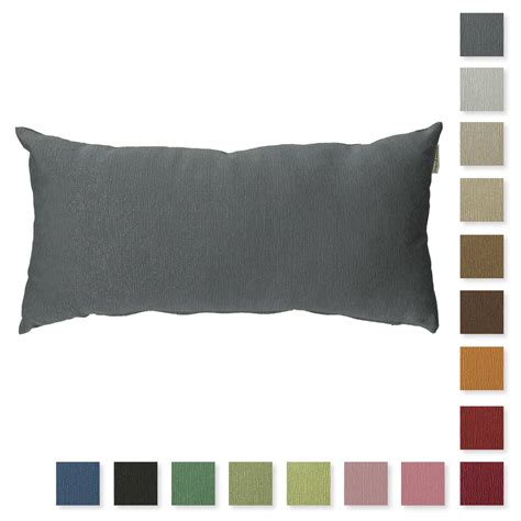 cuscino arredo cuscino arredo ottoman rettangolare 30x60 cm morbidissimi
