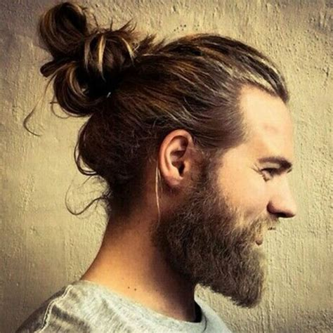 buns hairstyles man man bun hairstyles 2018