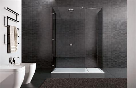 Walk in   Box doccia senza profili   Disenia