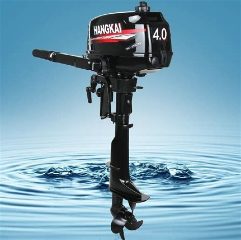 boat engine manufacturers brand new hangkai 4hp outboard motor inflatable boat motor