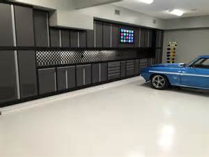 Garage Cabinet Systems Inspiration The Garage Cabinets Http Www Carguygarage Item Guide Garage Cabinets Html Car Garage