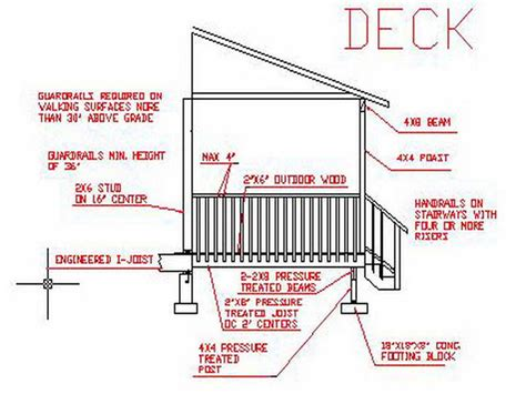 draw deck how to repair draw deck plans free how to draw deck