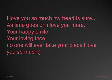 i love you text messages www imgkid com the image kid