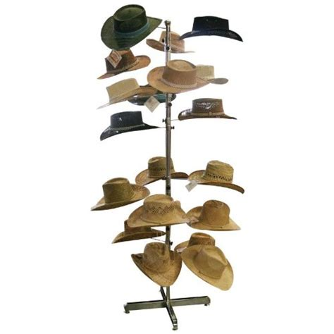 Retail Hat Rack by Outfitters Hats Rack Stand Storage Commercial Cap Retail Spinner Hanging Shop 20 Ebay