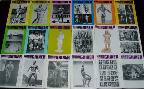 hardgainer magazine the best magazine for hardgainers