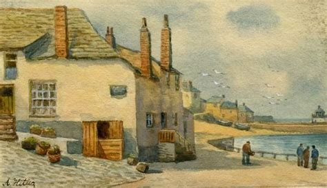 25 rarely seen artworks painted by adolf so bad