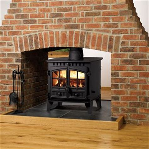 sided woodstove woodburners two