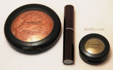 New From Mac Slimshine by Mac Cosmetics Photos Mineralize Skinfinish Slimshine