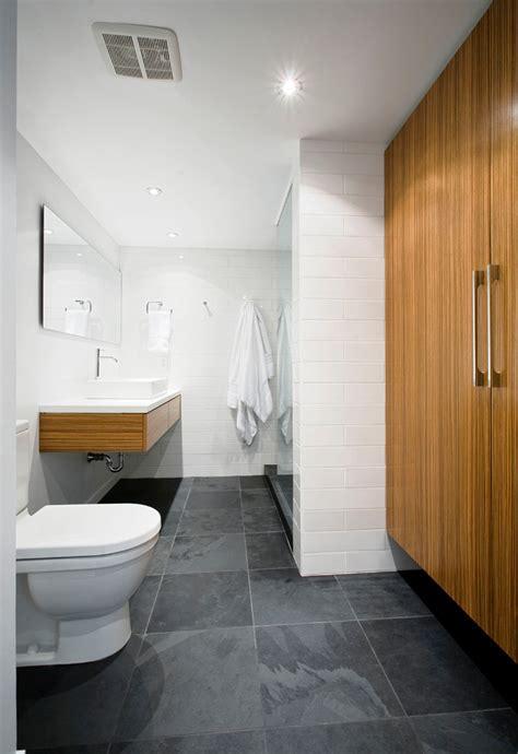 zebra wood bathroom slate bathroom floor bathroom modern with white subway