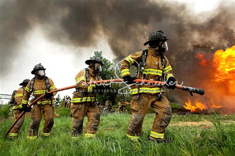 controlled burn help fighters practice skills for putting out fires schneider