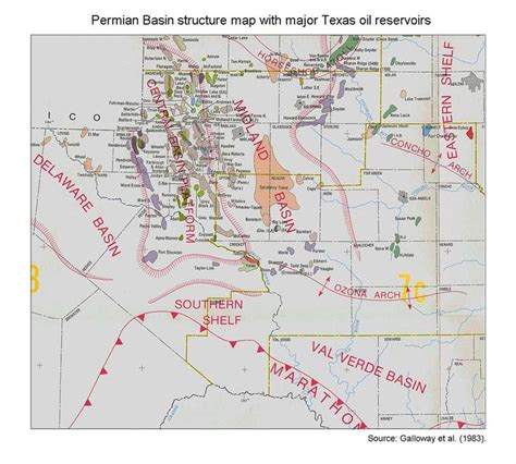 permian basin texas map pin by preferred personnel on permian basin geology