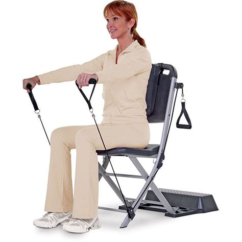 Best Exercise Chair by Resistance Chair Exercise System Refurbished