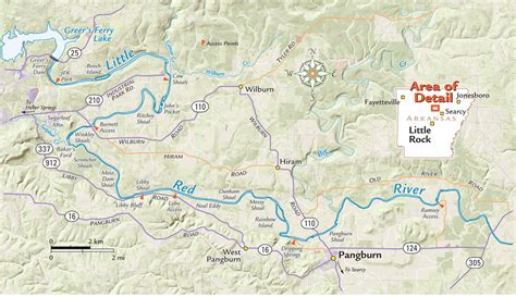 arkansas trout fishing maps pictures arkansas trout live big on the fly fisherman