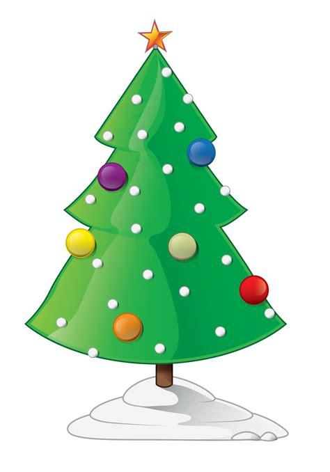 xmas tree cartoon clip art   cliparts  images  clipground