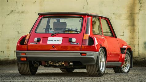 renault r5 turbo glorious 1985 renault r5 turbo 2 evolution is the