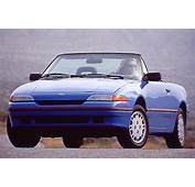 1993 Mercury Capri Photos Informations Articles