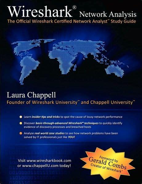 wireshark tutorial laura chappell wireshark network analysis by laura chappell paperback