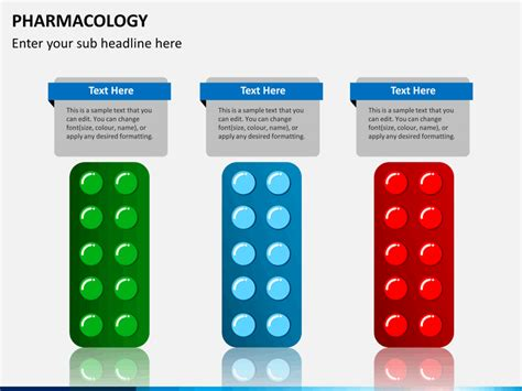 Pharmacology Powerpoint Template Sketchbubble Pharmacology Ppt Presentation