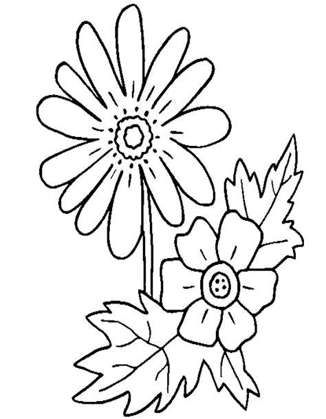 foto di fiori da colorare foto di fiori da colorare