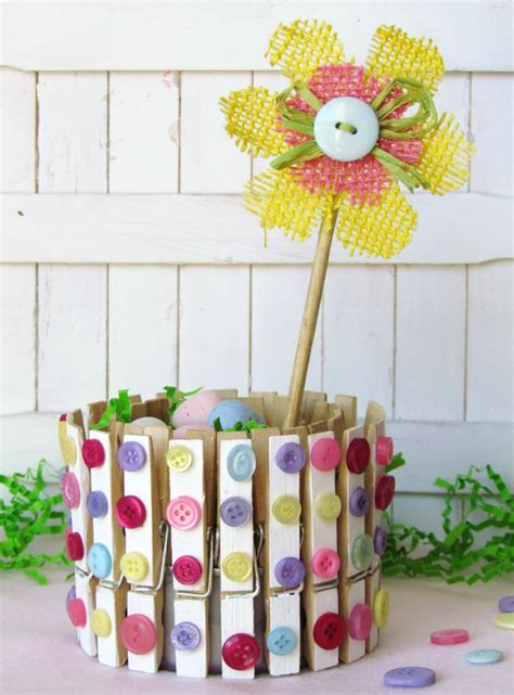 clothespin crafts for clothespin craft home decor