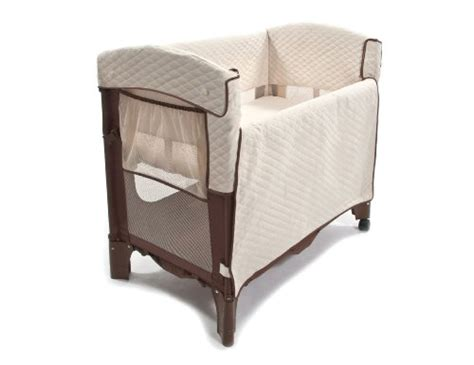 Best Bed Side Sleeper by Arm S Reach Concepts Mini Convertible Arc Co Sleeper