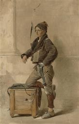 english school  century portrait   cabin boy