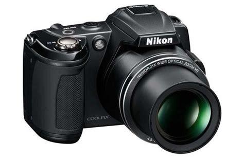 nikon l120 nikon coolpix l120 announced