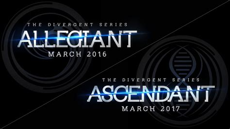 divergent movie ascendant release date final two divergent films retitled new posters revealed