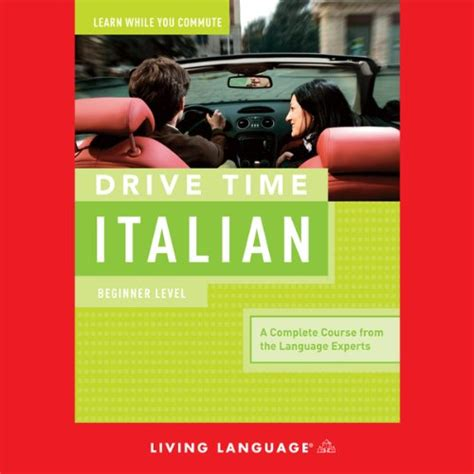 drive time italian beginner level www